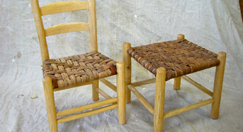 Green woodworking: Make a Chair